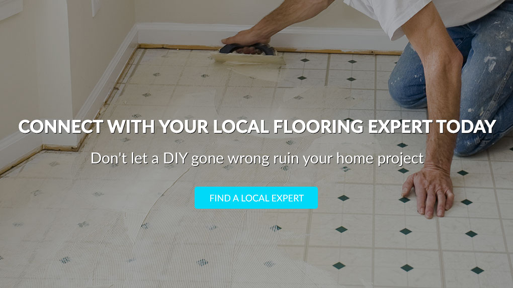 DIY connect with flooring expert