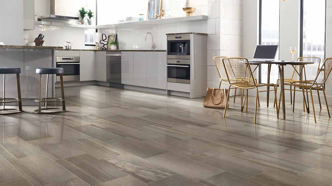 Kitchen Flooring Canada, What Type Of Flooring Is Best For A Kitchen