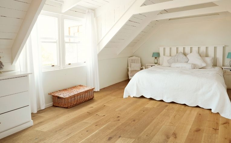 Wood Flooring Stain Color Walnut Bedroom