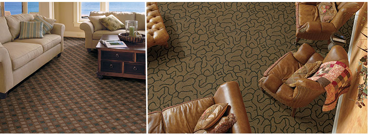 Design Distinctions living room carpet