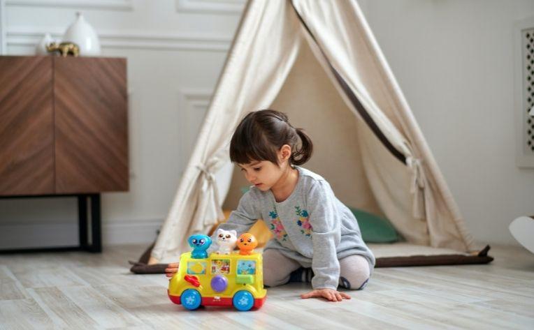 soundproof floor for kids