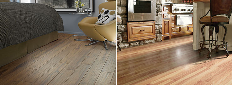 Floorcraft laminate bedroom kitchen floors