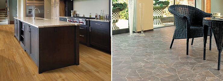 Downs luxury vinyl floors vinyl flooring flooring canada for Who makes downs luxury vinyl tile